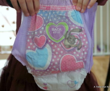 Night Time #PottyTrainingTips and a $2 Coupon! #PullUpsPersonality #DGcoupons