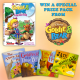 Enter to win a Disney Goldie & Bear Prize Pack!