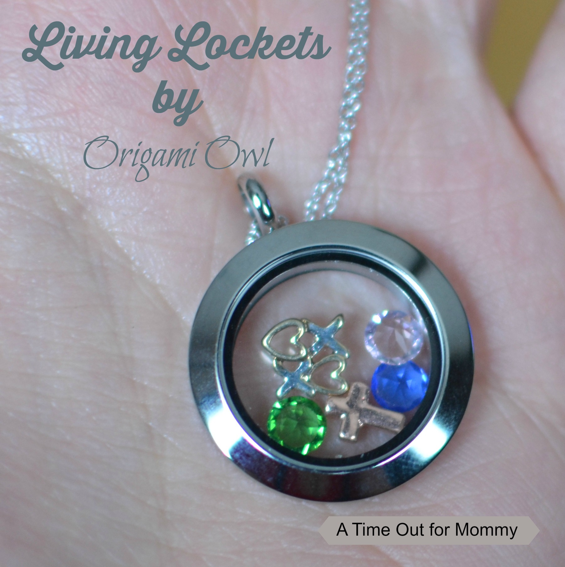 living lockets origami owl - A Time Out for Mommy - photo#34