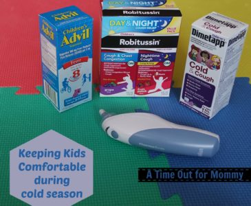 Keeping Kids Comfortable During Cold Season