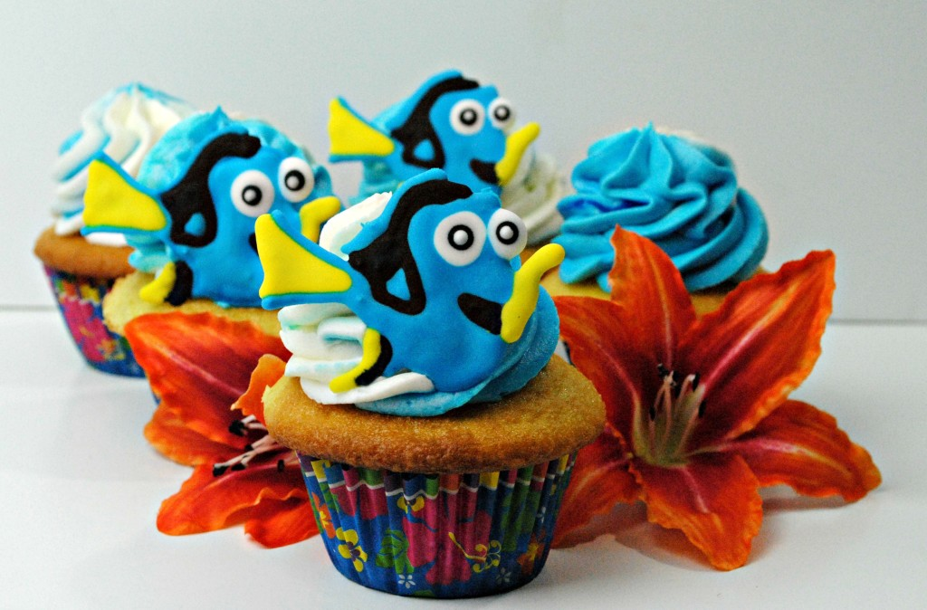 Dory Cupcake 2-5