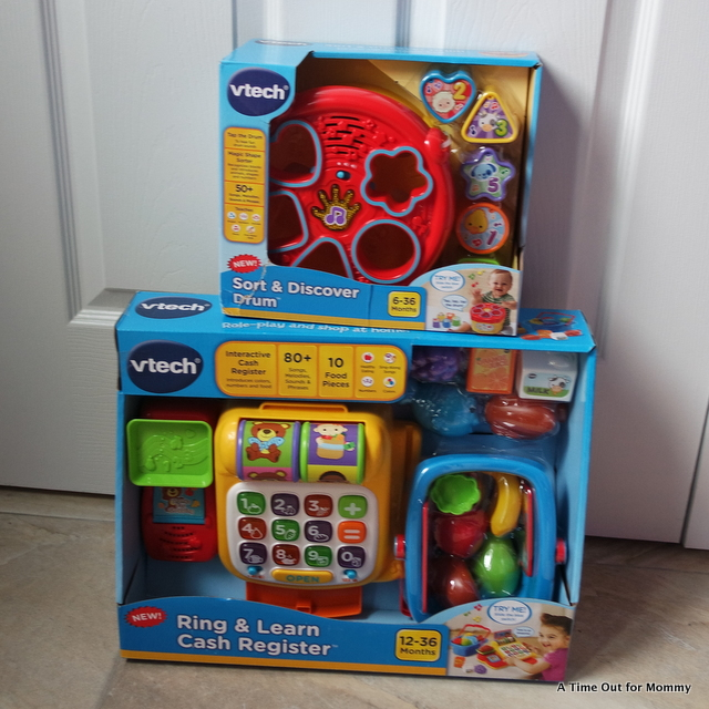 Woah! @VTechToys will be at @BloggerBash this Year. Check out their new lineup! #AcornBBNYC #ad