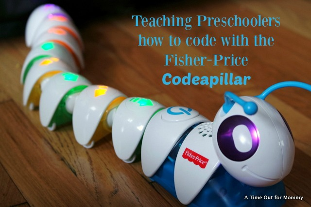 Fisher Price Codeapillar is Coming To a @BestBuy near you!  #TechToys