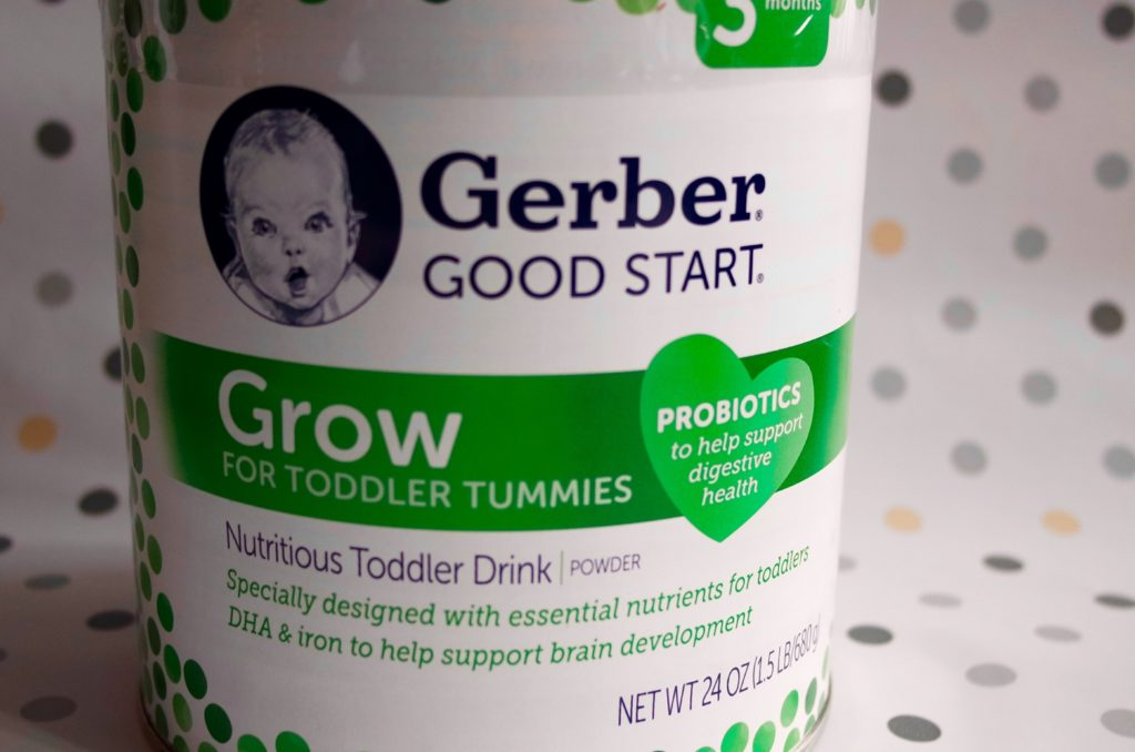 Exploring our options when it comes to the next step in toddler nutrition #FormulaForHappiness #ad