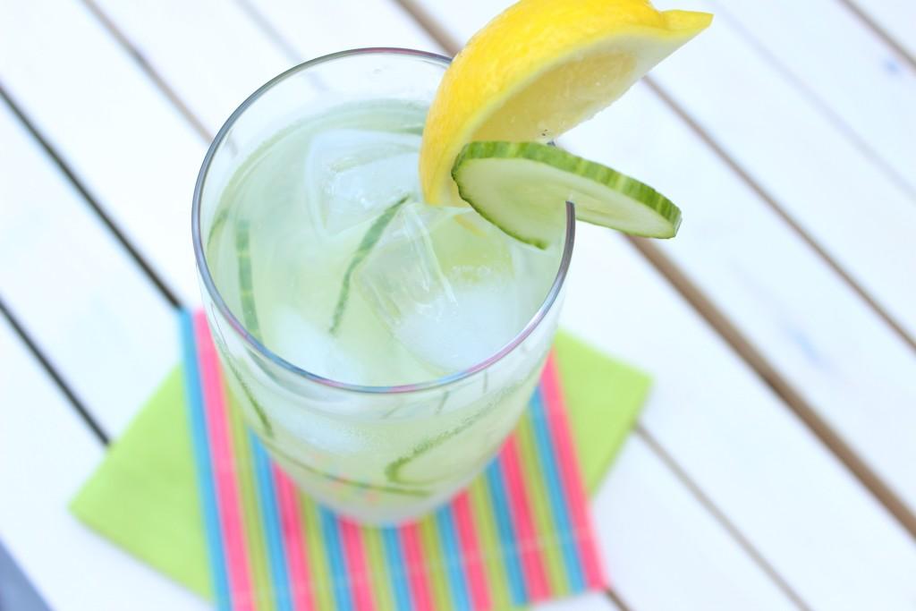 Cucumber Cocktail 4