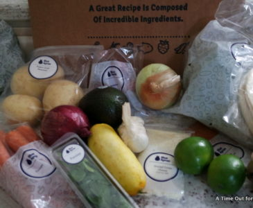 BlueApron- Because sometimes we can all use a little help in the kitchen