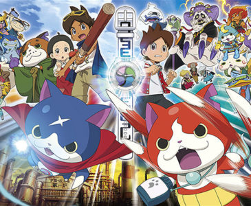 Yo-kai Watch: The Movie Limited Engagement 10/15/16!