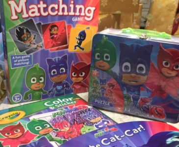 We're Dreaming of a PJ Masks Christmas