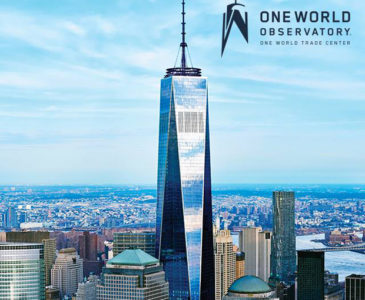 A Magical Experience at One World Observatory This Christmas!