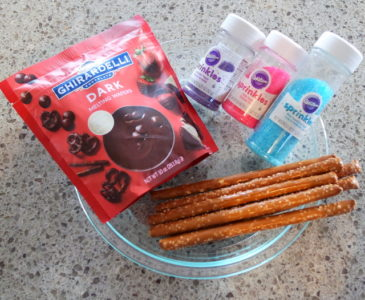 Celebrating Season 2 of Just Add Magic with a Peppy Pixie Pretzel Recipe