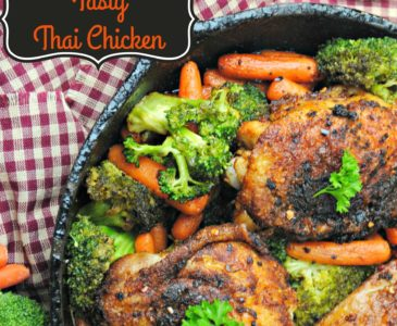 Delicious Weeknight Thai Chicken Recipe