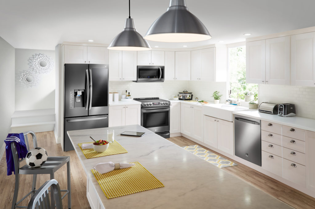 A Huge Kitchen Appliance Sale at BestBuy featuring LG!