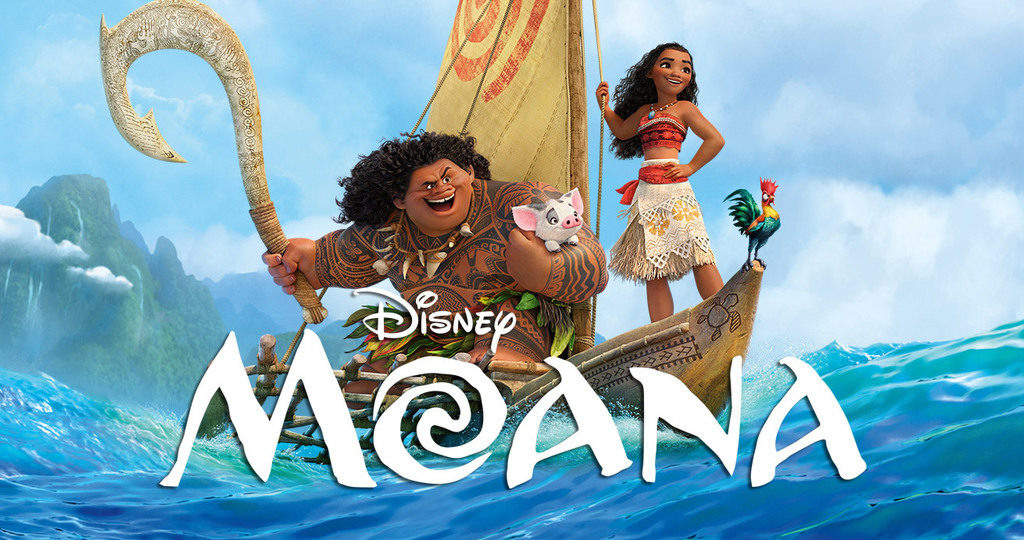 Disney's Moana is now available to own!