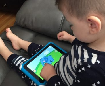 The Fisher Price Learning Tablet by nabi is All Bang for Little Buck!