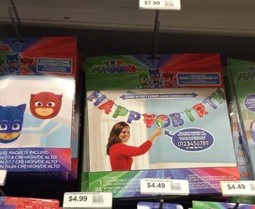 Celebrating Their Birthday the PJ Masks Way!
