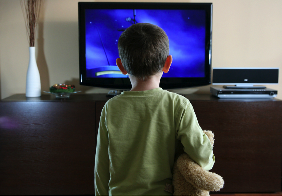 How children are affected by what they see and read on the news