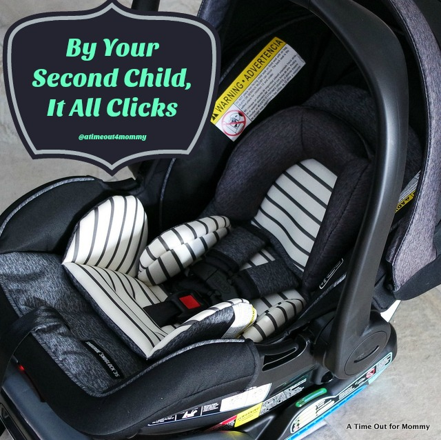 By Your Second Child, It All Clicks