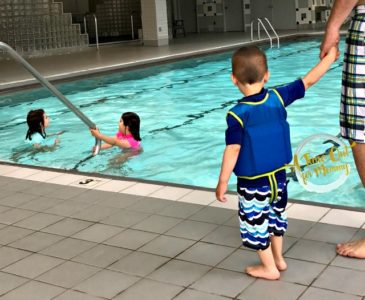 The Importance of Teaching Kids to Swim at a Young Age