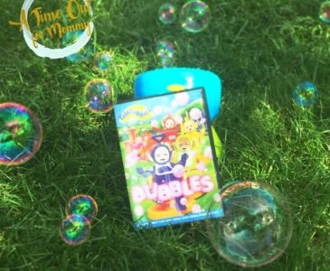 Bubble Fun with Teletubbies!