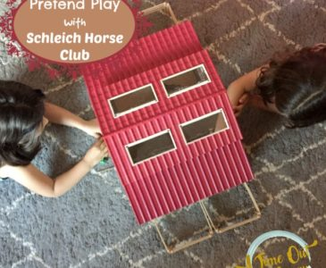 Pretend Play for National Sister Day!