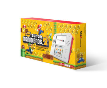 A Great Deal on the Nintendo 2DS!