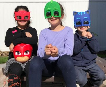 A Spooktacular Halloween Party with PJ Masks!