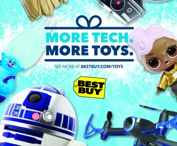 Shopping Best Buy This Holiday Season for All The Top Names in Tech