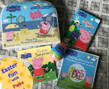 Easter Fun with Peppa Pig