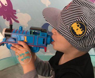 Thomas the Tank Celebrates his 73rd Birthday!