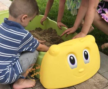 Backyard Makeover, Kid's Style!