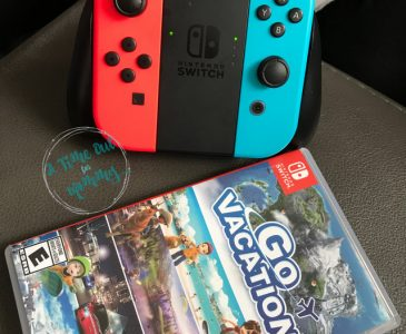 Go Vacation for Nintendo Switch is the Perfect Cure for a Rainy Day