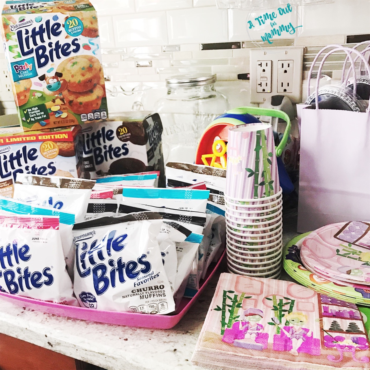 Celebrating Mother's Day with a Fun Sweepstakes from Little Bites